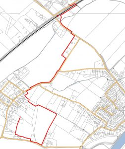Construction of main backbone between Trent Valley Equestrian Centre and the Sports and Gala